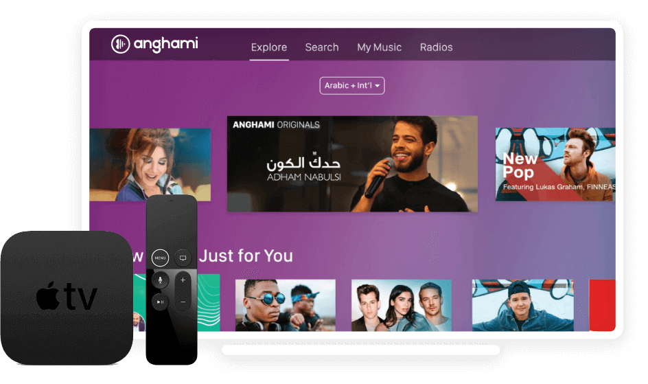 Anghami Products